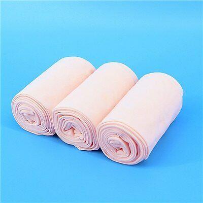 3 Pairs 90D Girls Women Ballet Tights Seamless Pantyhose Stockings Pink White 9