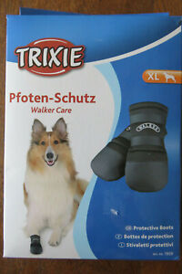 2 BOTTES PROTECTION CHIEN Taille XL TRIXIE Berger allemand grand chien