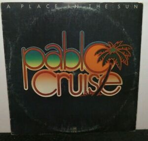 PABLO CRUISE A PLACE IN THE SUN (VG) SP-4625 LP VINYL RECORD