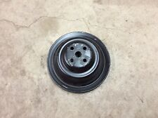 Water Pump Pulley Single Grove 7 Dia 2 34 Offset Bolt Holes 1 34