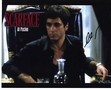Al Pacino Genuine Hand Signed 10x8 In Person Autograph SCARFACE (5153)