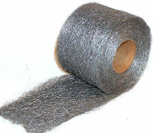 Stainless Steel 434 Wool Roll 1 lb Reel - Medium