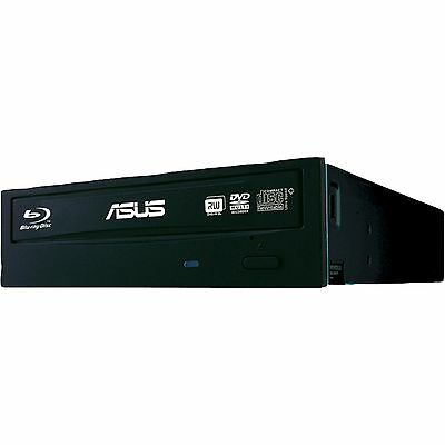 ASUS BC-12D2HT Silent, Blu-ray-Combo, schwarz