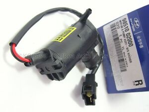 Atos 01 11 genuine windshield washer motor pump 9851002000 Car wash motor pump