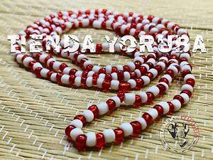 Details about Collar Eleke de Chango 🔥⚡️Shango New Santeria Religion Ifa  Orisha Iyawo 🔥