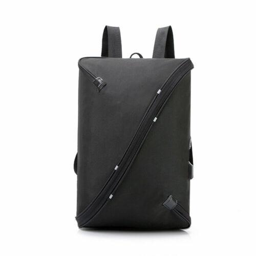 Business Men Anti-Theft Travel Backpack USB Port Shoulder Laptop School Bag