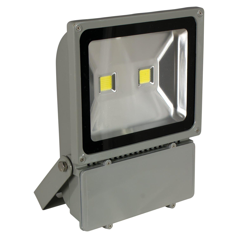 100W Riflettore LED IP65 230V per Esterno-Luce Faretti Esterno