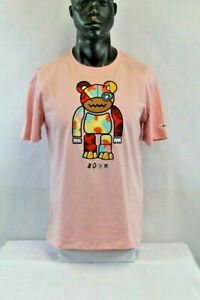 BKYS S/S BEAR IN MIND T-SHIRT PINK/MULTICOLOR T167PINK