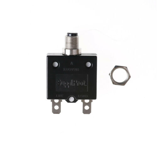 125//250Vac 20A 20 Amp Circuit Thermal Breaker Thermal Protector For Generator HU