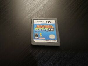 Diddy Kong Racing DS (Nintendo DS, 2007) Cleaned | Tested | Authentic