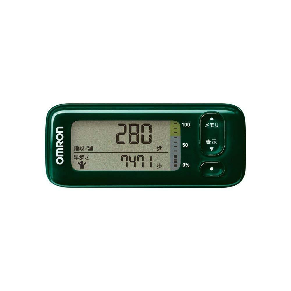 OMRON Activity meter Calorie (Calori) scan HJA-405T-G from Japan
