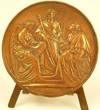 Médaille Belgique Leopold II 1869 Festival de musique classique Bruxelles medal