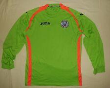 WOKING COUGARS FC / #1 - 2010's Goalkeeper - JOMA - MENS LS Jersey / Shirt. M?