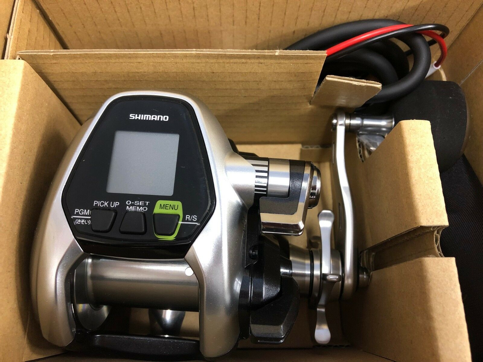 Shimano Force Master 3000 Big GAME Electric Reel 15 SMARTCONTROL from JAPAN