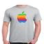 Apple-T-Shirt-Logo-Mac-Men-039-s-And-Youth-Sizes-Ring-Spun-Cotton-Soft-TEE thumbnail 3