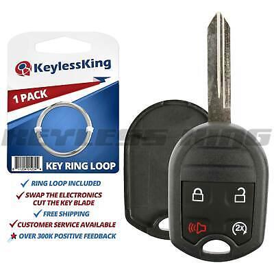 New Keyless Entry Remote Start Control Car Key Fob Replacement for CWTWB1U793 4B