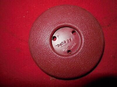 Goodmark Horn Cap Retainer for 1971-1981 Chevrolet Camaro