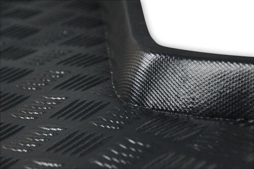 Kofferraumwanne Kofferraummatte passend für Skoda Rapid Spaceback Kombi 2013-18