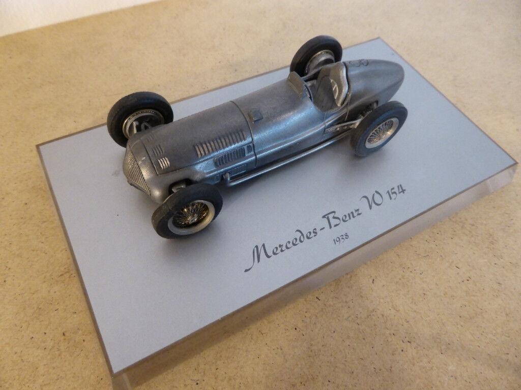 RARITÄT in 1 43 AMR DANHAUSEN Mercedes Benz  W154 W154 W154 Rennwagen Baujahr 1938 lim.  | Charmantes Design  ede01a