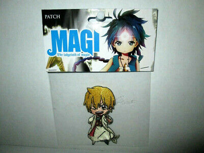 NEW GE Animation Magi Alibaba Patch Officially Licensed GE44107 US Seller