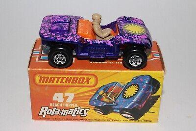 Repro box Matchbox Superfast nº 47 Beach Hopper