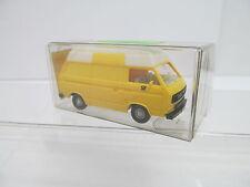 eso-13107Wiking 1:87 VW Transporter Post mit minimale Gebrauchsspuren