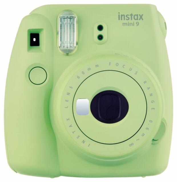 Kamera Snapshot fujifilm fuji Instax Mini 9 lime green