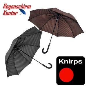 Regenschirm-Herren-Damen-Knirps-Long-Vintage-Automtikoeffnung-Windproof