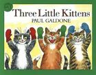 The Three Little Kittens by Galdone (Paperback, 1988)