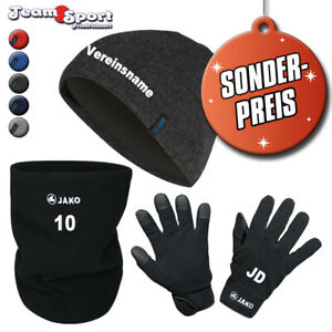 10er-Jako-Winter-Set-inkl-Druck-Fussball-Training-Art-1222-1292-1232