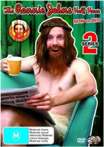 1 of 1 - The Ronnie Johns Half Hour : Season 2 (DVD, 2007, 2-Disc Set)