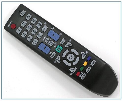 Ersatz Samsung Fernbedienung für LE26A346J1DXXULE26A346J3DLE26A346J3D//XXC