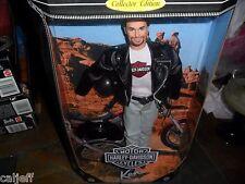 Mattel Ken Collectibles, Motor Cycles Harley Davidson Collector Barbie Figure