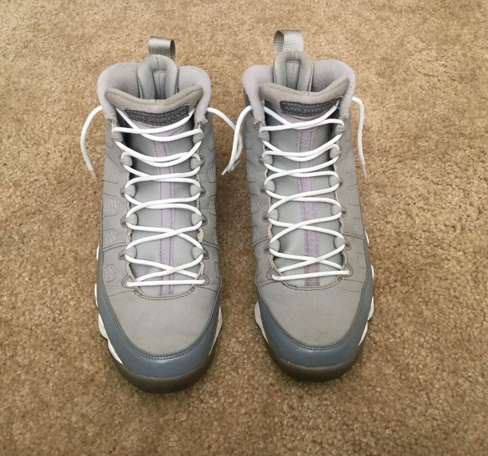 Air jordan ix 9 (cool grey)