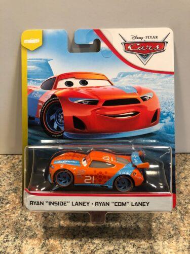 Ryan à l/'intérieur Laney Disney Pixars Cars nouveau