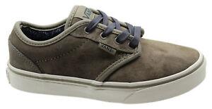 Zapatos Atwood Infantiles Lona Cordones Ante Vans Zapatillas De Atigrado Tela 8qnXqwdv