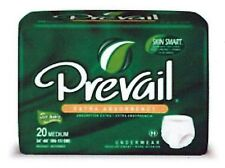 88 Size Small Prevail Extra Pull On Disposable Undergarments, Youth or S Adult