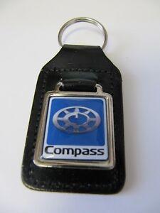 Compass-Motorhome-Caravan-Key-Ring-Key-Fob-Com1