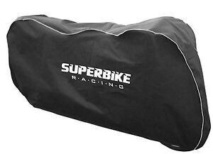Transpirable-Cubierta-Motocicleta-Moto-cubierta-de-polvo-Fits-Yamaha-Yzf-R6
