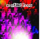 Magazine by We Start Fires (CD, Oct-2007, Hot Noise)