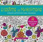Diseno de Mariposas. Cuaderno Para Colorear by Obelisco (Paperback / softback, 2016)