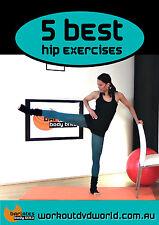 Barre Toning EXERCISE DVD Barlates Body Blitz - 5 Best Hip Exercises!