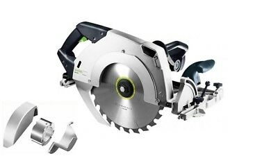 Festool Handkreissäge Hk 132 E Inkl. Kerveneinrichtung Rs-csp 160x80 #624339 Ungleiche Leistung