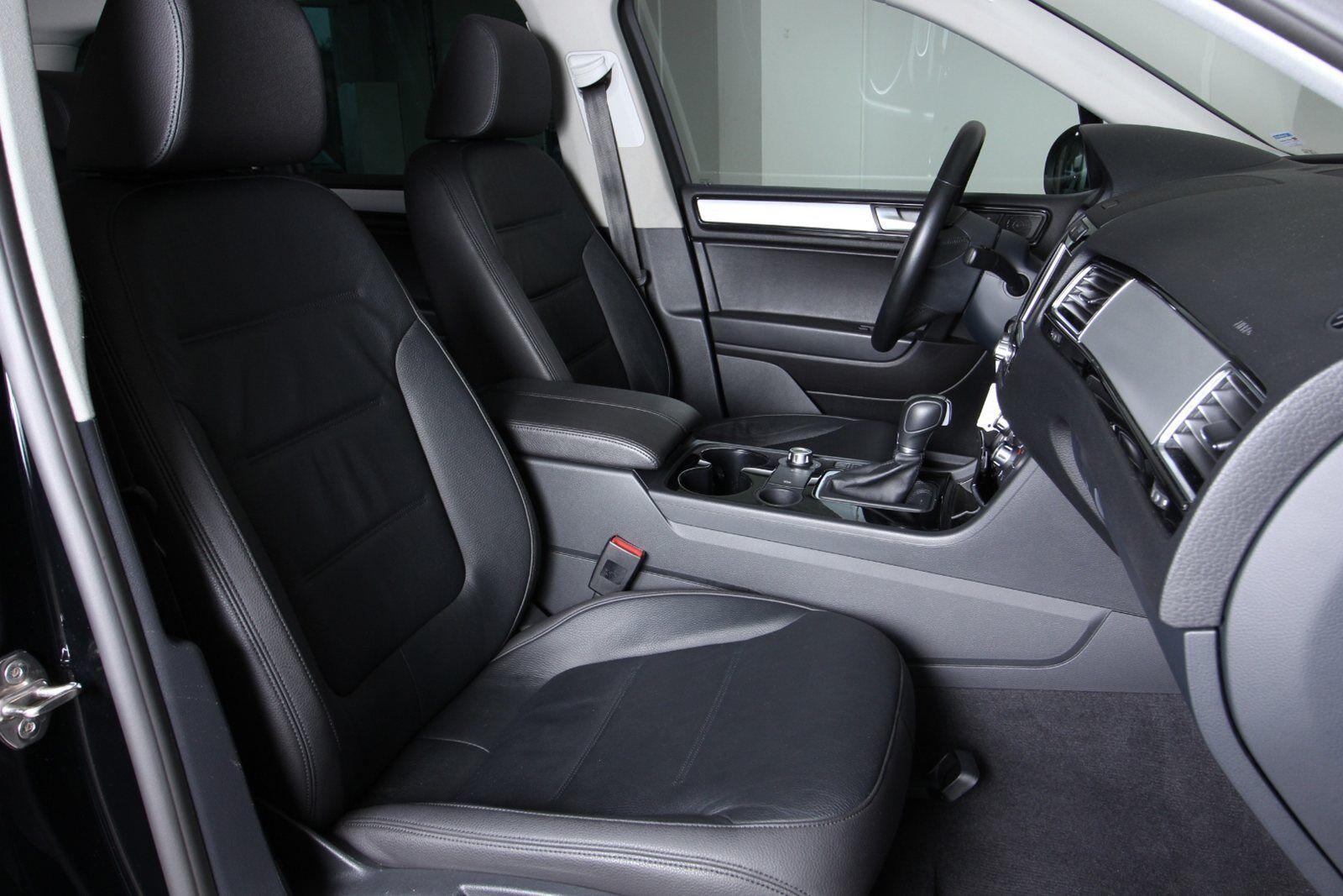VW Touareg V6 TDi 204 Tiptr. 4M Van