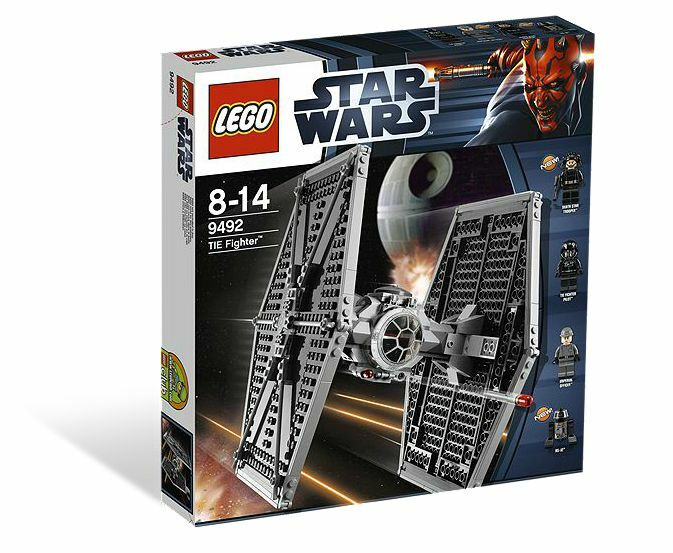 LEGO® Star Wars™ 9492 TIE Fighter™ NEU OVP NEW MISB NRFB