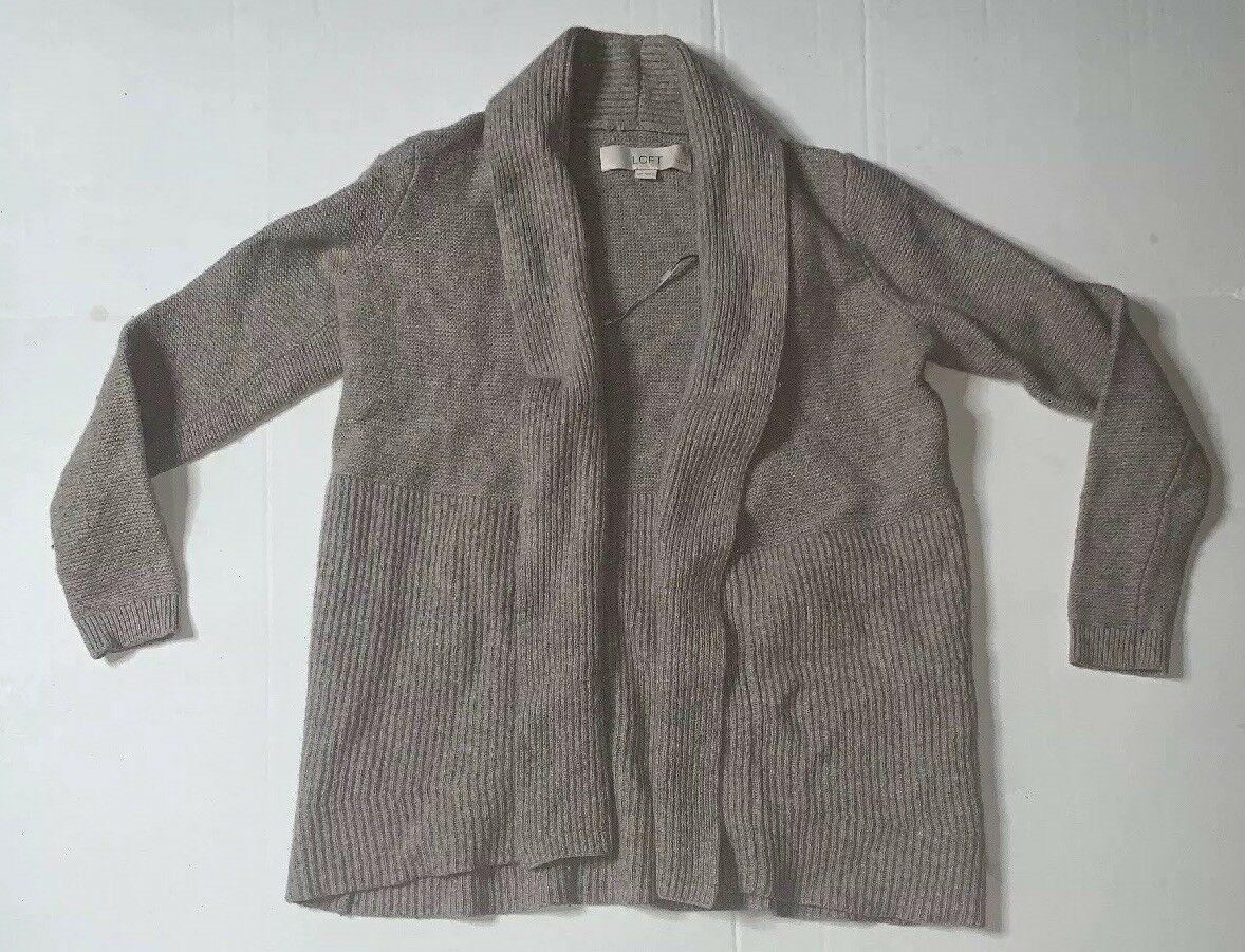 Preowned- Ann Taylor LOFT Cardigan Sweater Womens (Size S)