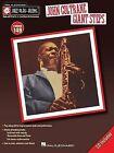 Jazz Play-Along: John Coltrane Giant Steps: Volume 149 by Hal Leonard Corporation (Mixed media product, 2013)