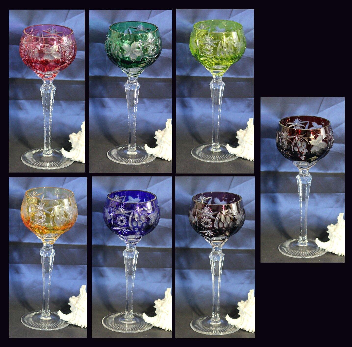 NEUw. Nachtmann Traube grosser Weinrömer ca. 21,0 cm -versch. Farben zur Auswahl   Qualität Produkt