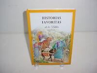 Historias Favoritas De La Biblia Bible Childrens Book Hardcover Ura Miller