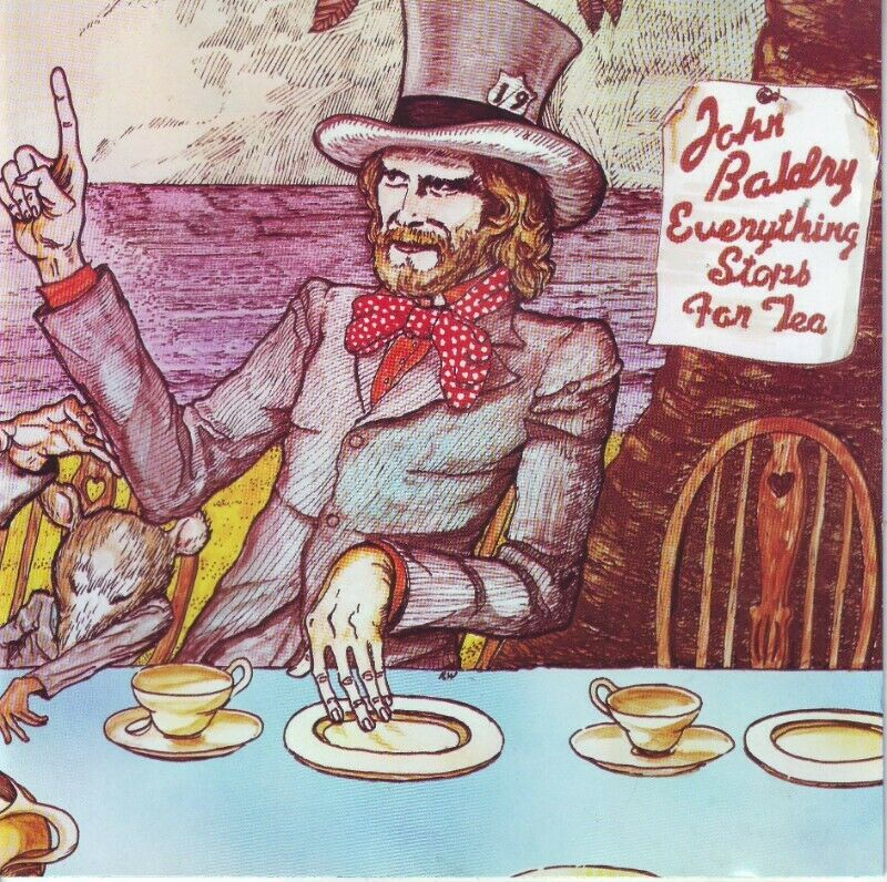 John Baldry - Everything Stops For Tea (CD)